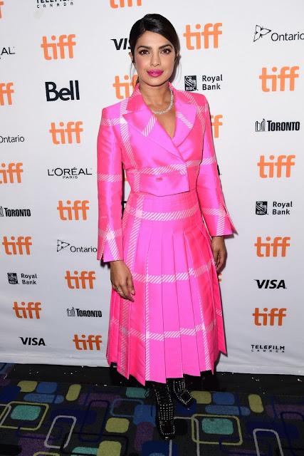 Priyanka Chopra at Toronto International Film Festival Soiree 2017