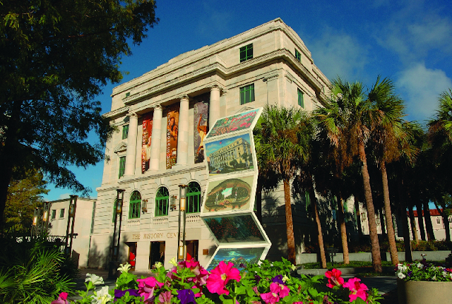Orange County Regional History Center em Orlando