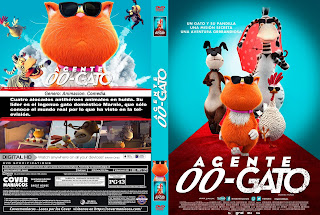AGENTE 00- GATO 2019 [COVER - DVD]