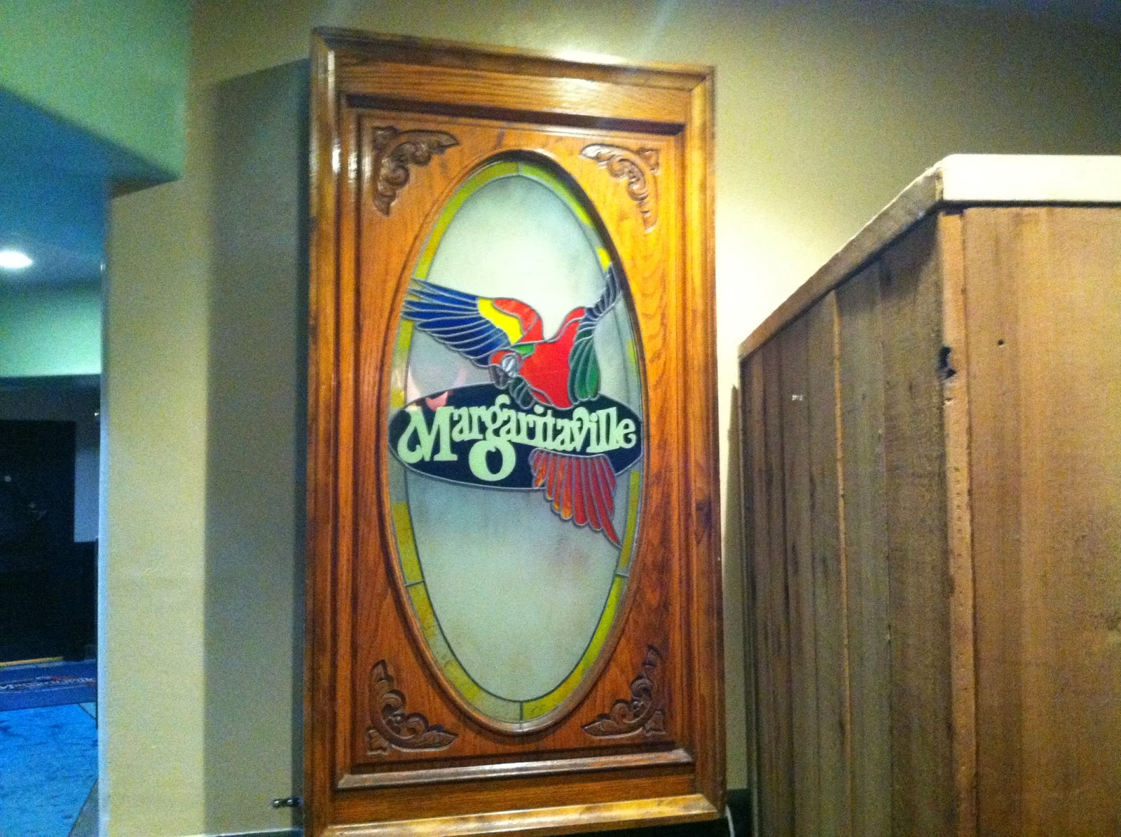The Santa Cruz Food Blog: Margaritaville