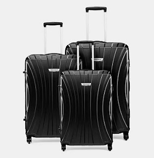 Provogue Luggage COMBO SET (28+24+20) Cabin & Check-in Luggage
