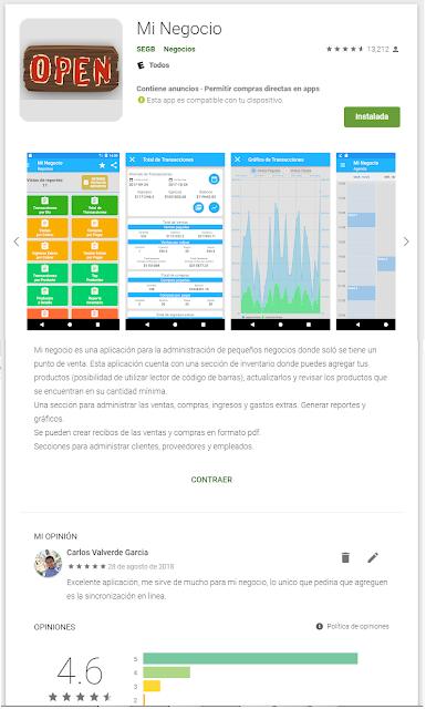 La App Móvil #1 y definitiva para ADMINISTRAR TU NEGOCIO y GRATIS!
