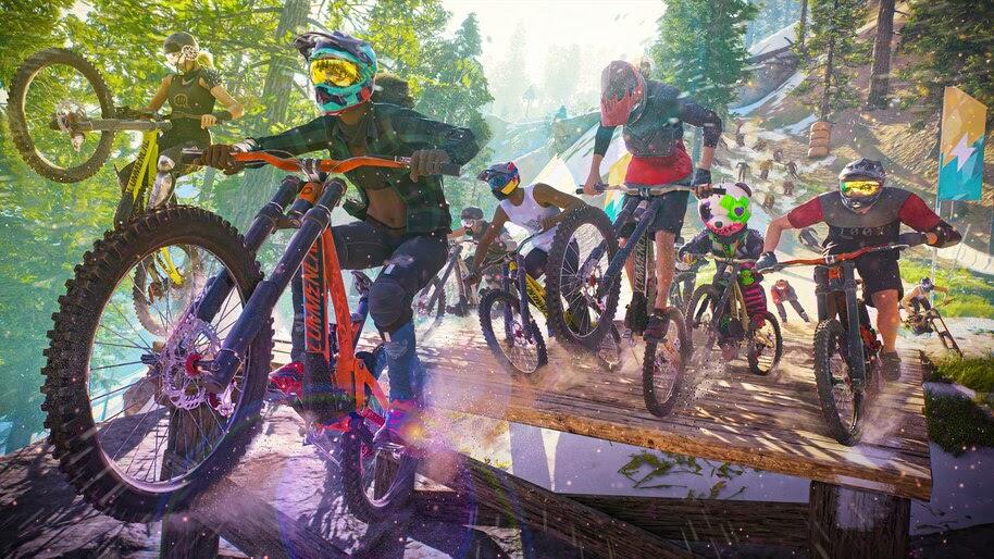 Riders Republic, Mountain Bike, 4K, #7.2732