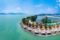 Marina Island Resort Pangkor Hotel Murah Lumut Pangkor Rockbound Chalet