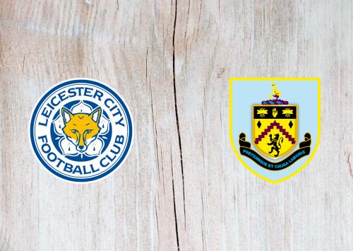 Leicester City vs Burnley -Highlights 19 October 2019