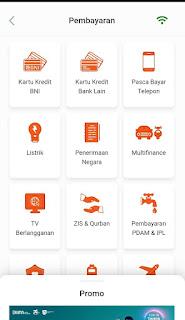 Cara membuat Mobile Banking BNI ke Bank