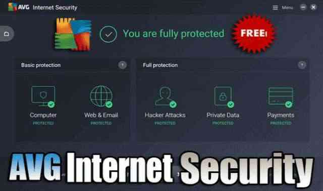 تحميل وتفعيل برنامج AVG Internet Security 2021 عملاق الحماية من الفيروسات والملفات الضارة