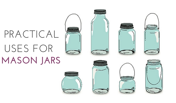 www.kwananju.com: Practical Uses for Mason Jars