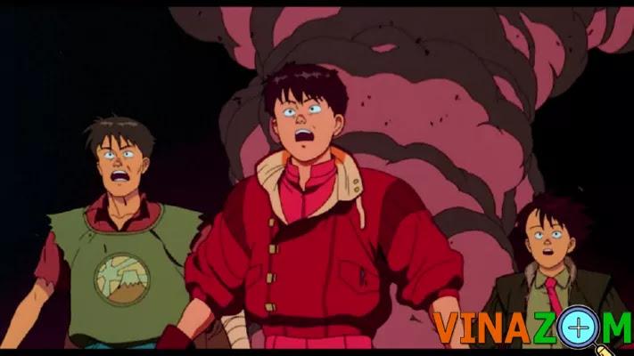 Akira anime khải huyền