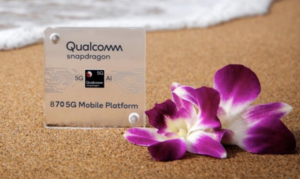 Qualcomm annuncia il nuovo Snapdragon 870 5G