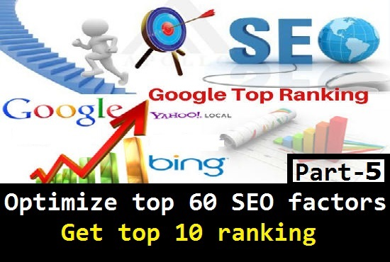 Top SEO ranking factors 2020 Part-5