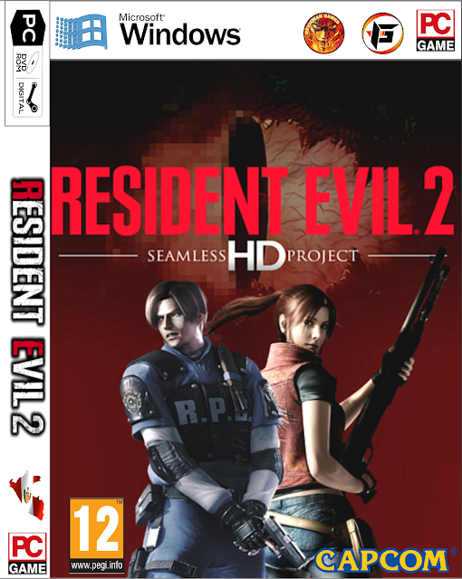 Resident Evil 2 HD Project