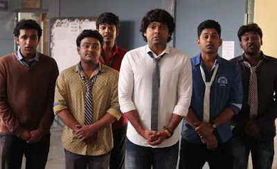 Kirrak Party (2018) Telugu Movie Scenes - Movierulz - 4