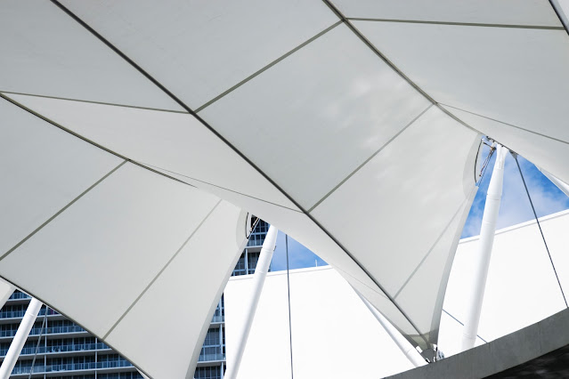 jenis tenda membrane