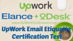 Email Etiquette Certification