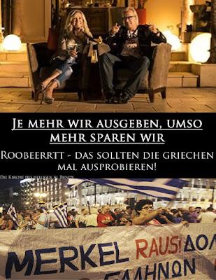 Lustiges die Geissens Bild mit Text - Griechenland Krise