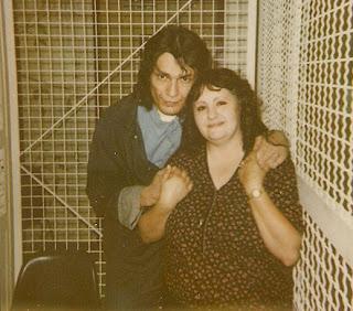 Photo de Richard Ramirez et sa femme, Doreen Lioy