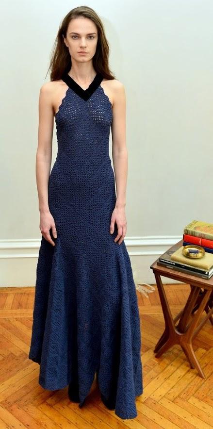 sukienka szydełkiem z opisem