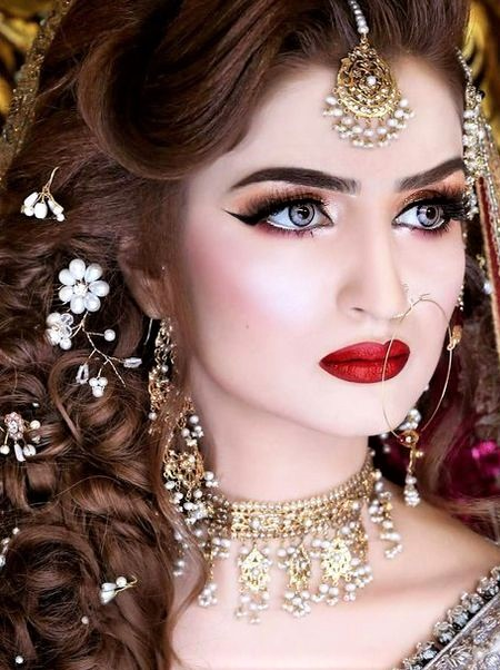 10 Bridal Makeup Ideas for an Indian Bride