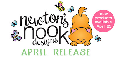 April 2021 Release by Newton's Nook Designs #newtonsnook