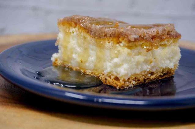 Cheesecake Sopapilla