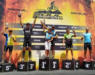 Equipe Du Alan bikes/Prefeitura de Registro-SP conquista bons resultados na Copa Soul no Paraná