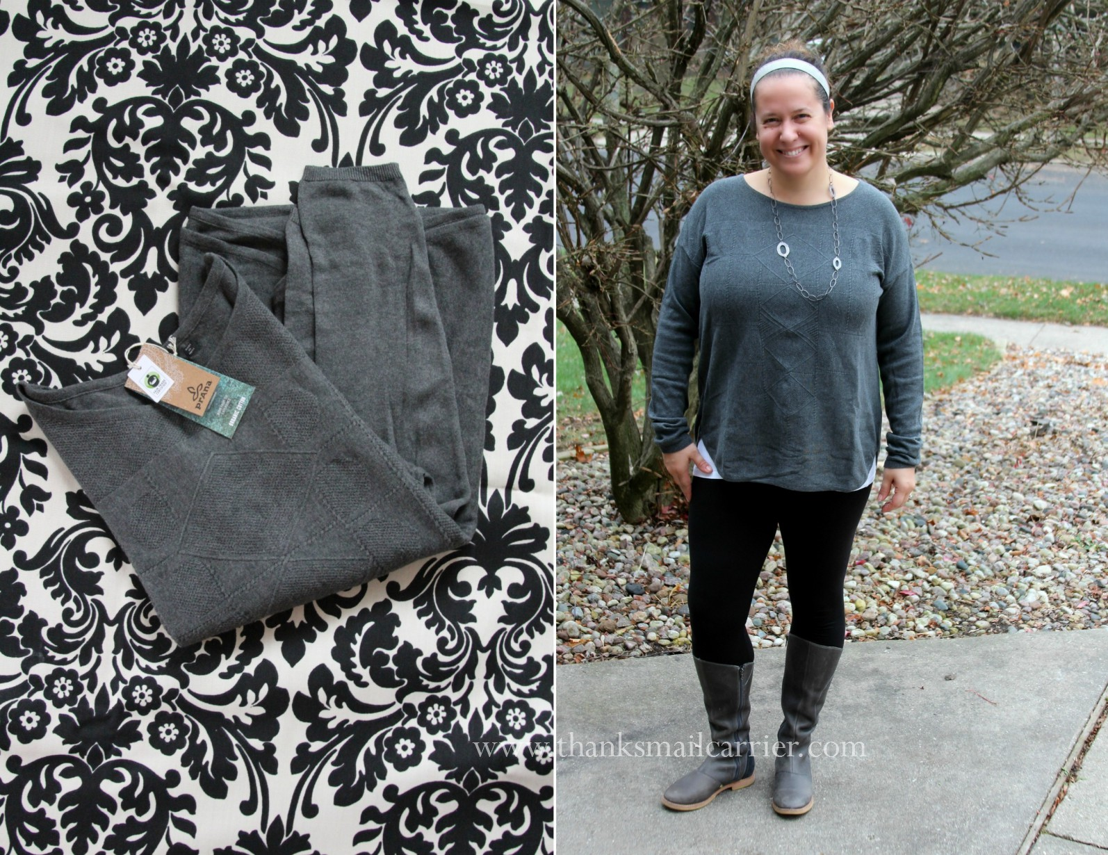 prAna Stacia sweater review