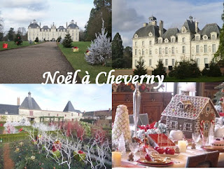 visite chateau cheverny noel moulinsart