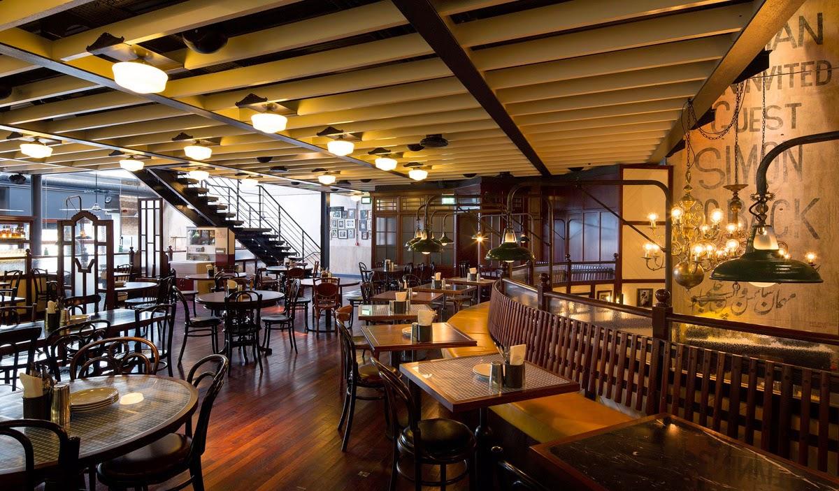 Bilbao Restaurant London
