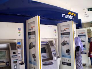 Lokasi ATM Setor Tunai , Bank Mandiri Bandung