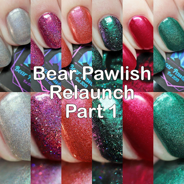 Bear Pawlish Relaunch Part 1