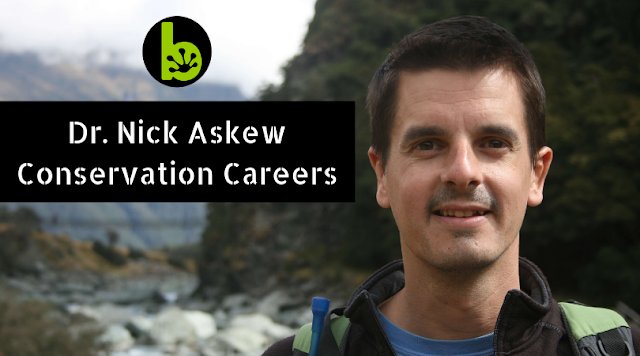 Nick Askew - Conservation Careers