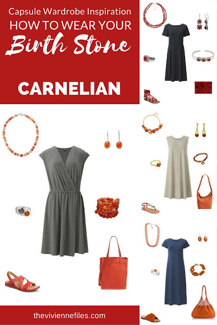 July Babies - Did you know that Carnelian is ALSO your birthstone?