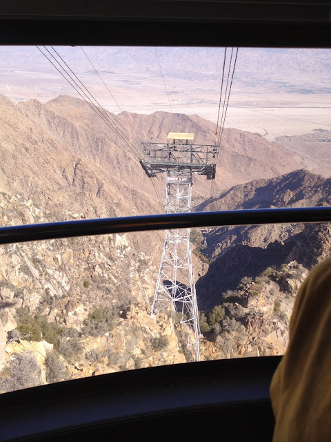 Palm Springs Aerial Tram and a Hike