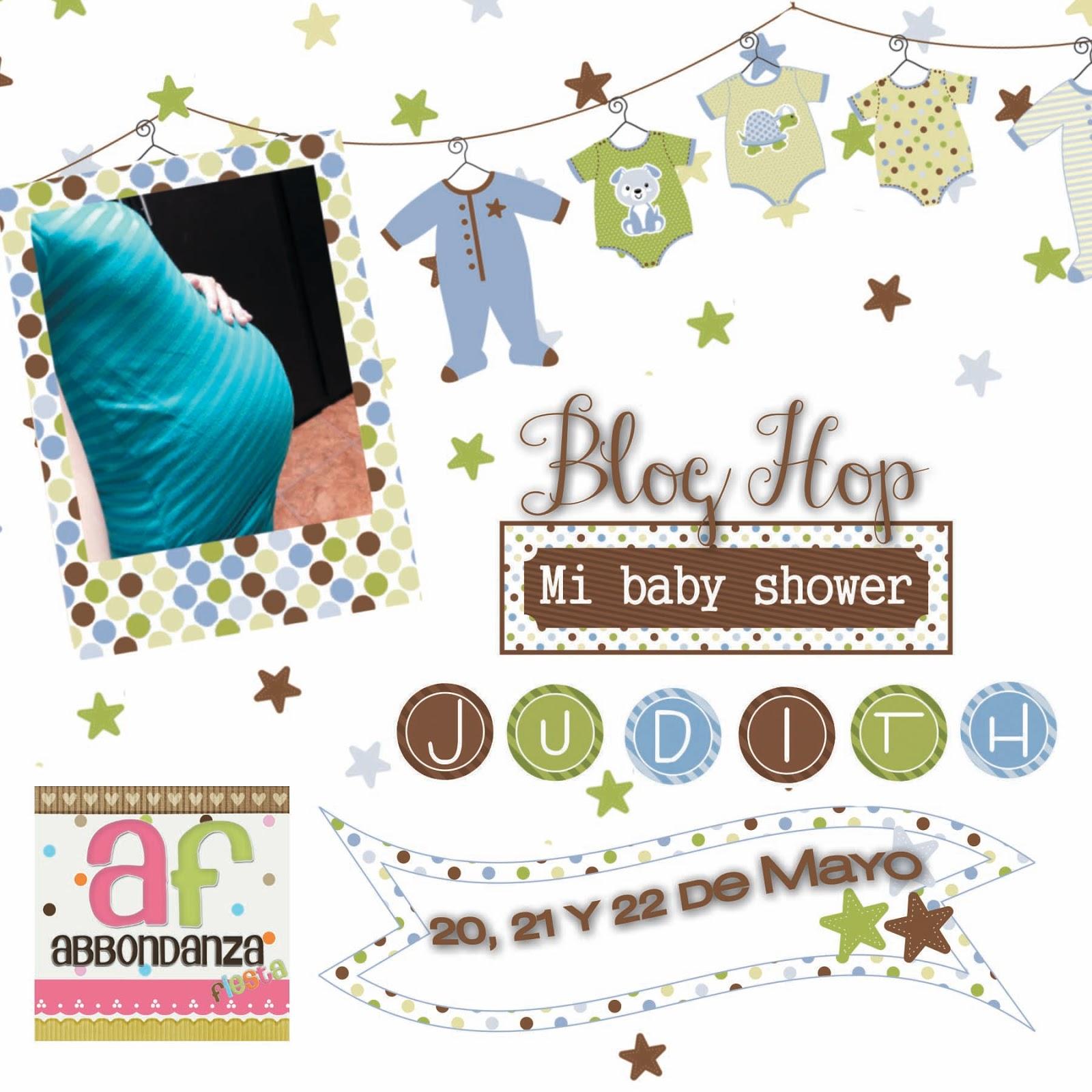 Hilda Designs Baby Shower Judith Blog Hop en AF