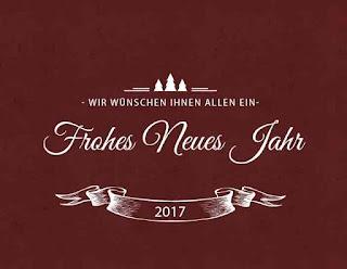 2017 Neujahr frohes neues Jahr