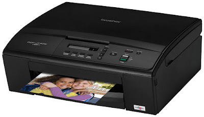 Share amongst multiple computers using a wireless  Brother DCP-J140W Driver Downloads