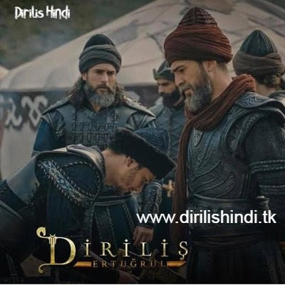 Dirilis Season 5 Episode 8 Urdu Subtitles HD 720