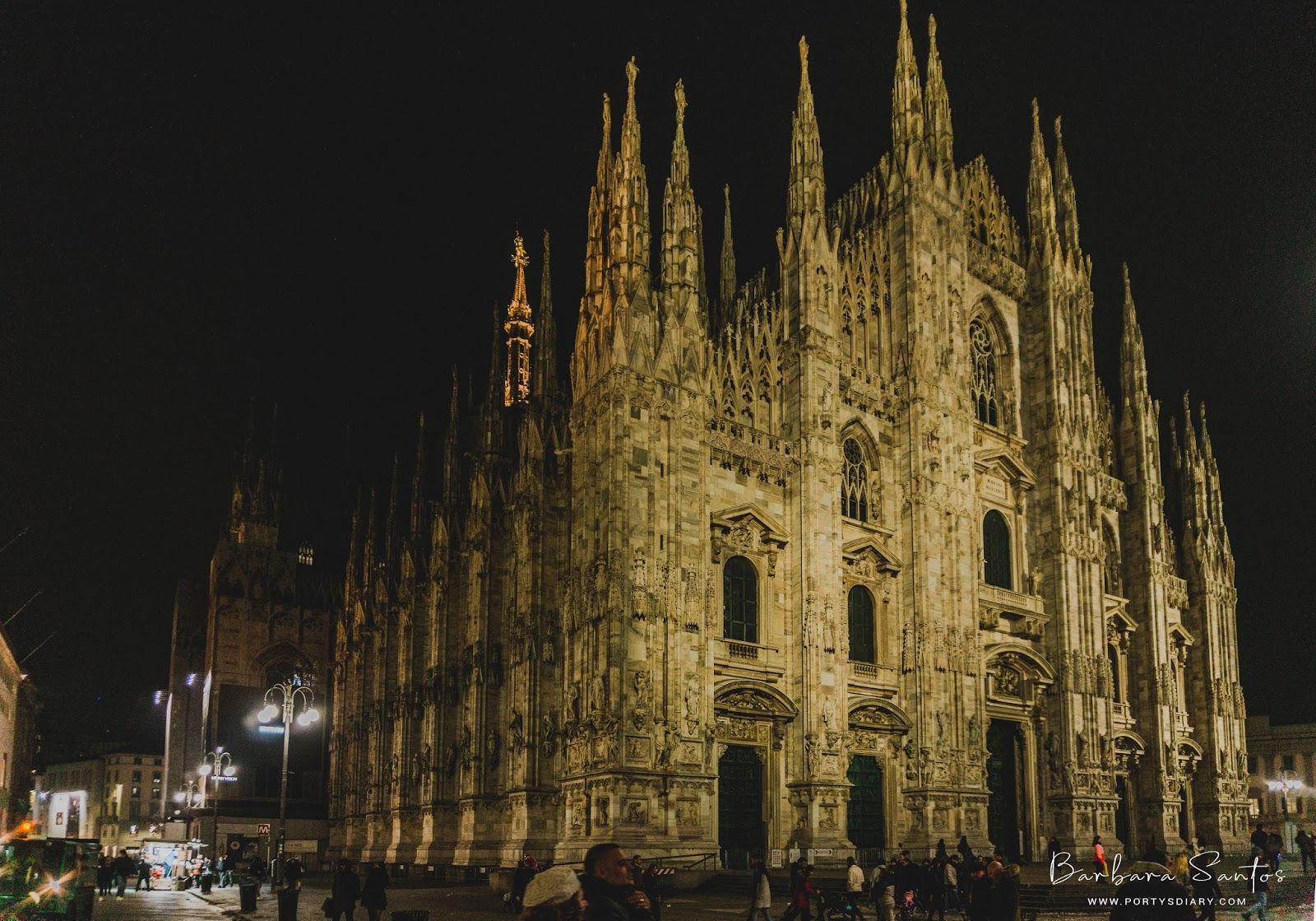 Duomo, Milan - 2018 - Barbara Santos for www.portysdiary.com - Shot with Sony a6000