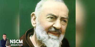 imagem de São Padre Pio de Pietrelcina