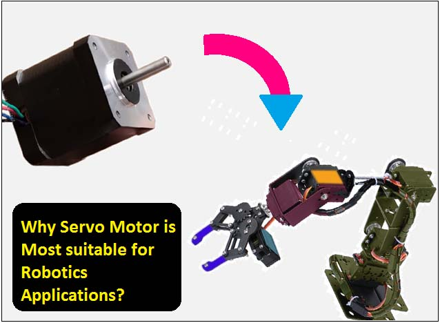 Servo Motor Robotics