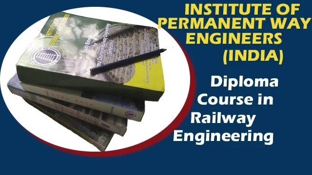 Railway Diploma Courses Distance Learning