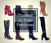 Top 9 Modelos de Botas Femininas