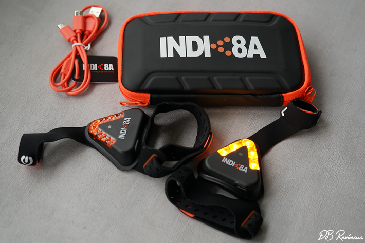 Indik8a Safety Indicators for Cyclists