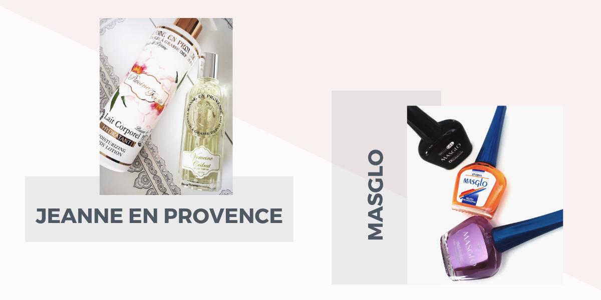 JEANNE EN PROVENCE & MASGLO