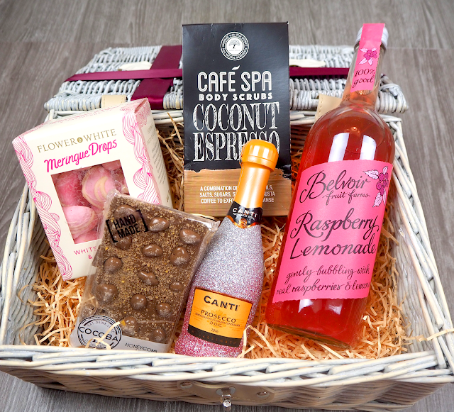 Handpicked hampers