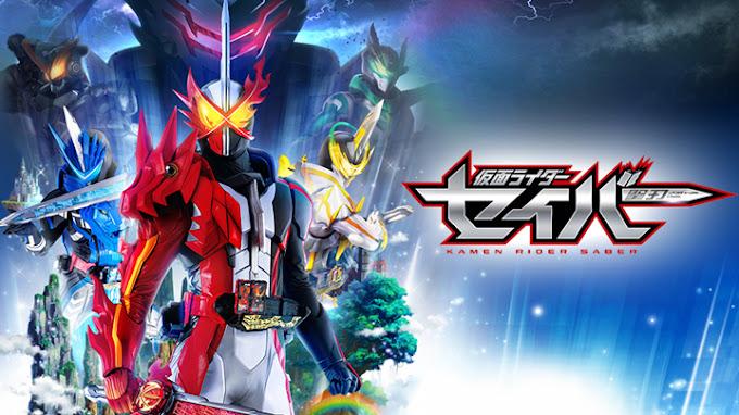 Kamen Rider Saber Episode 1 - 47 (Tamat) Batch Subtitle Indonesia
