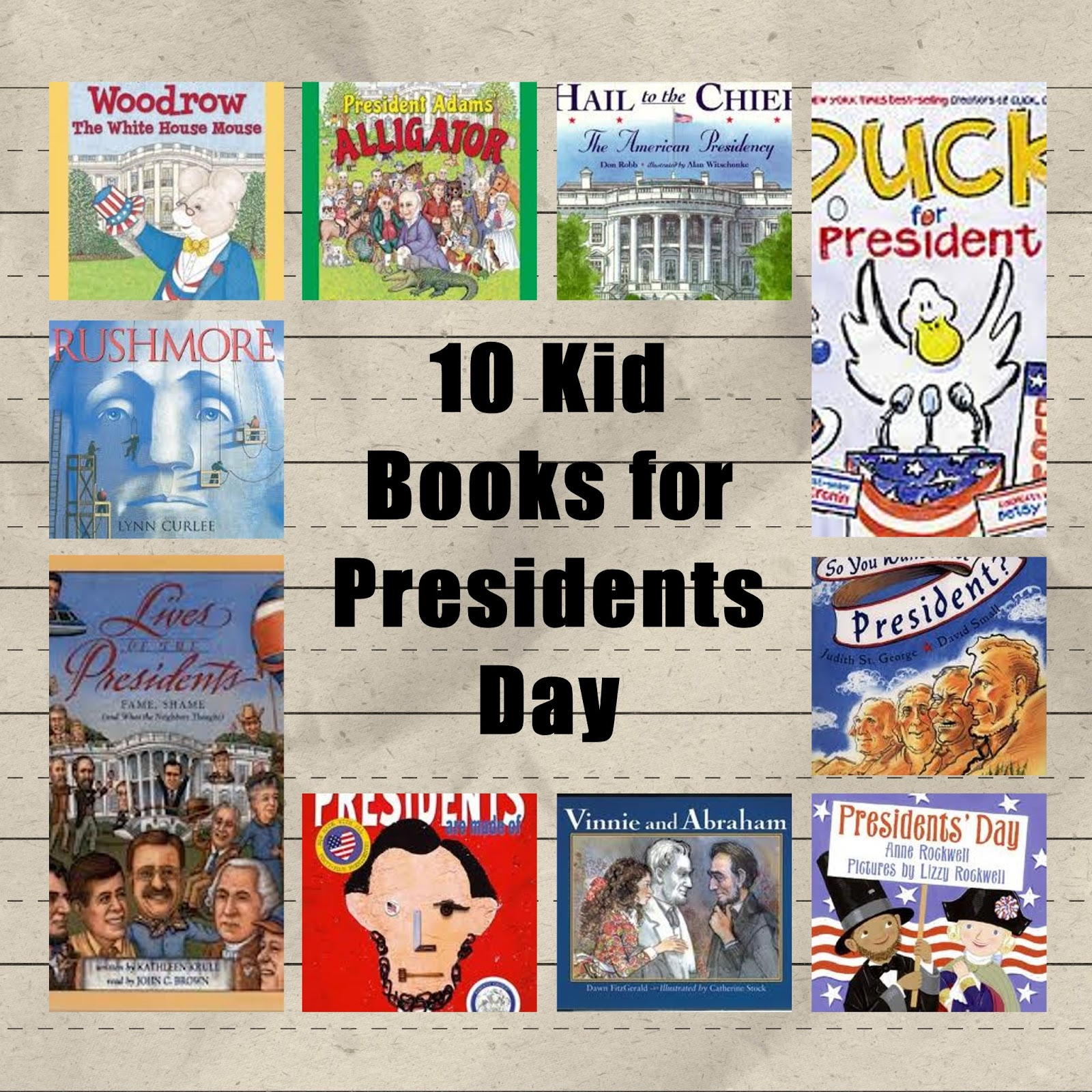President S Day Learning Fun