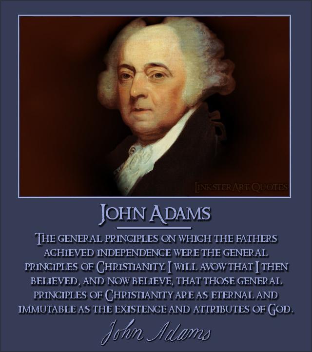 John Adams Quotes On Leadership: John Adams Christianity Quotes. QuotesGram