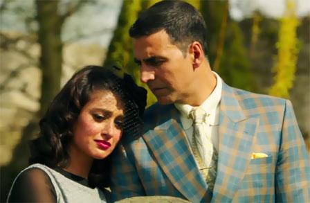 Akshay Kumar & Ileana D'cruz